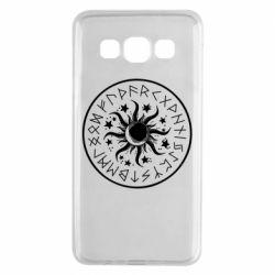Чохол для Samsung A3 2015 Sun in runes