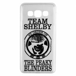 Чохол для Samsung A3 2015 Team Shelby the Peaky Blinders