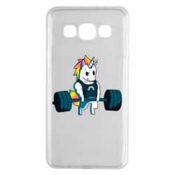 Чохол для Samsung A3 2015 The unicorn is rocking