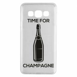 Чохол для Samsung A3 2015 Time for champagne
