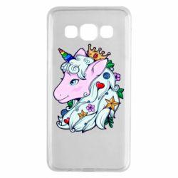 Чохол для Samsung A3 2015 Unicorn Princess
