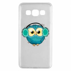 Чехол для Samsung A3 2015 Winter owl