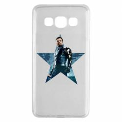 Чохол для Samsung A3 2015 Winter Soldier Star