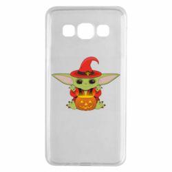 Чохол для Samsung A3 2015 Yoda conjures