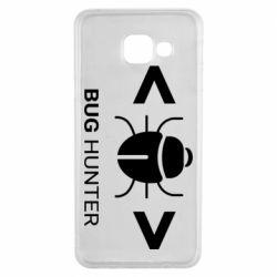 Чохол для Samsung A3 2016 Bug Hunter