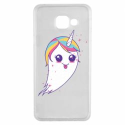 Чохол для Samsung A3 2016 Ghost Unicorn