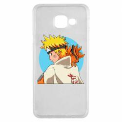 Чохол для Samsung A3 2016 Naruto Uzumaki Hokage