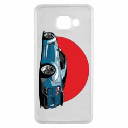Чехол для Samsung A3 2016 Nissan GR-R Japan