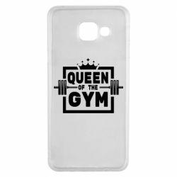 Чохол для Samsung A3 2016 Queen Of The Gym