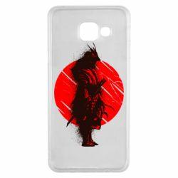 Чохол для Samsung A3 2016 Samurai spray