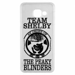 Чохол для Samsung A3 2016 Team Shelby the Peaky Blinders