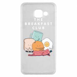Чохол для Samsung A3 2016 The breakfast club