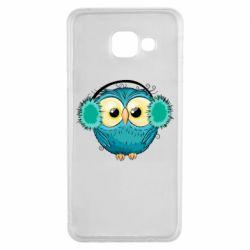 Чехол для Samsung A3 2016 Winter owl