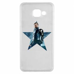Чохол для Samsung A3 2016 Winter Soldier Star
