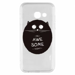 Чохол для Samsung A3 2017 Be Awesome Today!