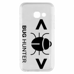 Чохол для Samsung A3 2017 Bug Hunter