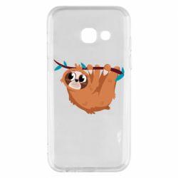 Чохол для Samsung A3 2017 Cute sloth
