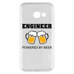 Чохол для Samsung A3 2017 Engineer Powered By Beer