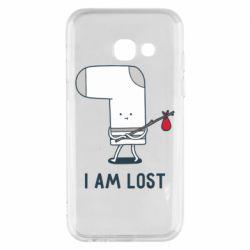 Чохол для Samsung A3 2017 I am lost