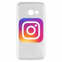 Чохол для Samsung A3 2017 Instagram Logo Gradient