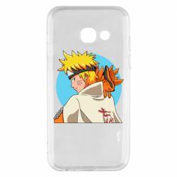 Чохол для Samsung A3 2017 Naruto Uzumaki Hokage