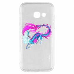 Чохол для Samsung A3 2017 Sisu Water Dragon