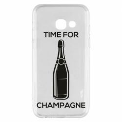 Чохол для Samsung A3 2017 Time for champagne