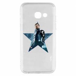 Чохол для Samsung A3 2017 Winter Soldier Star