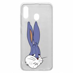 Чохол для Samsung A30 Bugs Bunny Meme Face