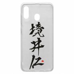 Чохол для Samsung A30 Ghost Of Tsushima Hieroglyphs