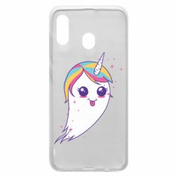 Чохол для Samsung A30 Ghost Unicorn