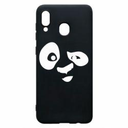 Чохол для Samsung A30 Panda Po