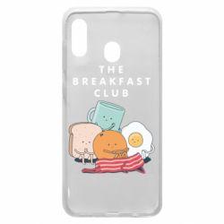 Чохол для Samsung A30 The breakfast club