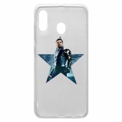 Чохол для Samsung A30 Winter Soldier Star