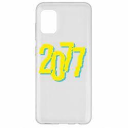 Чохол для Samsung A31 2077 Cyberpunk