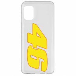 Чохол для Samsung A31 46 Valentino Rossi