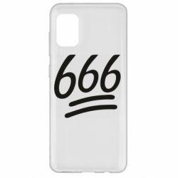 Чехол для Samsung A31 666