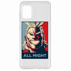 Чехол для Samsung A31 All might