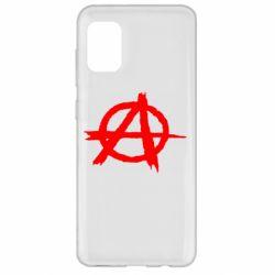 Чехол для Samsung A31 Anarchy