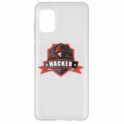 Чохол для Samsung A31 Anonymous Hacker