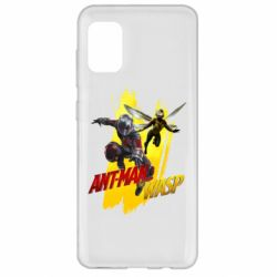 Чохол для Samsung A31 Ant - Man and Wasp
