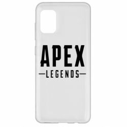 Чохол для Samsung A31 Apex legends logo 1