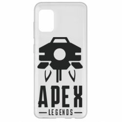 Чохол для Samsung A31 Apex Legends symbol health