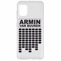 Чехол для Samsung A31 Armin Van Buuren Trance