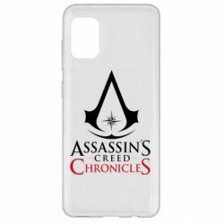 Чохол для Samsung A31 Assassin's creed ChronicleS