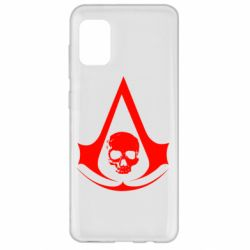 Чехол для Samsung A31 Assassin's Creed Misfit