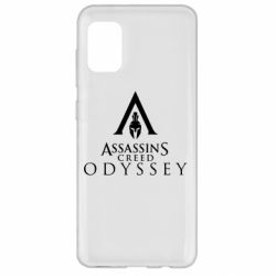 Чохол для Samsung A31 Assassin's Creed: Odyssey logotype