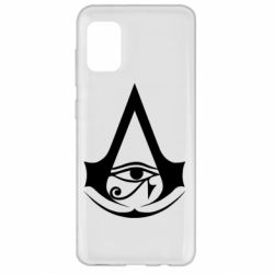 Чохол для Samsung A31 Assassin's Creed Origins logo