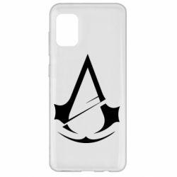 Чохол для Samsung A31 Assassins Creed Logo
