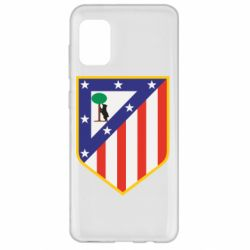 Чехол для Samsung A31 Atletico Madrid